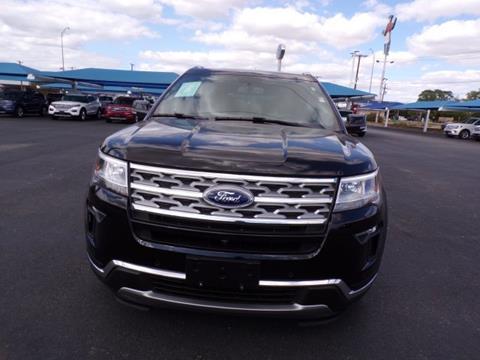 2019 Ford Explorer for sale in Brownwood, TX