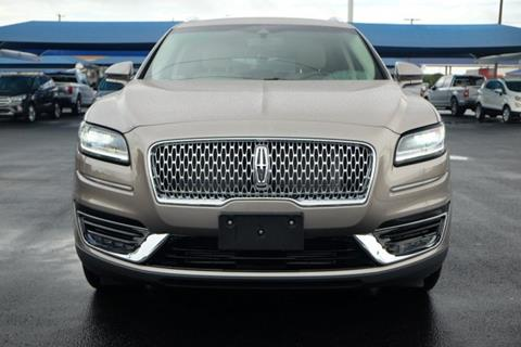 2019 Lincoln Nautilus for sale in Brownwood, TX