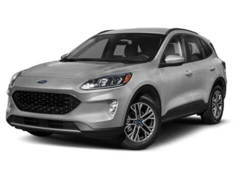 2020 Ford Escape SEL for sale at BIG COUNTRY FORD LINCOLN in Brownwood TX