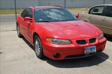 2001 Pontiac Grand Prix for sale in Brownwood, TX