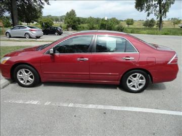 2007 Honda Accord for sale in Centerton, AR