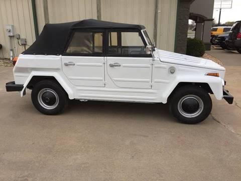 1974 Volkswagen Thing for sale in Centerton, AR