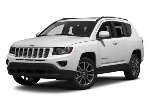 2014 Jeep Compass Latitude for sale at Kia of Coatesville in Coatesville PA