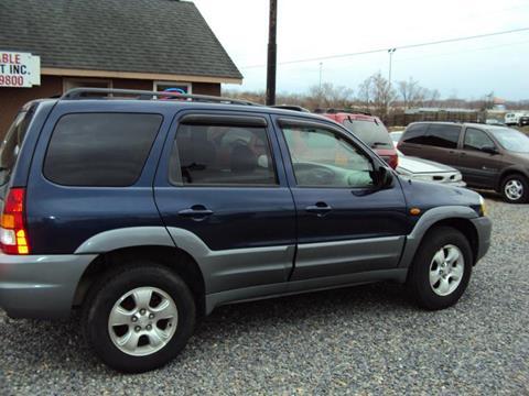 2002 Mazda Tribute for sale in New Philadelphia, OH