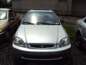1998 Honda Civic For Sale  Carsforsalecom