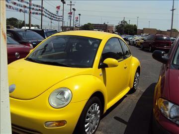 2002 Volkswagen New Beetle for sale in New Philadelphia, OH
