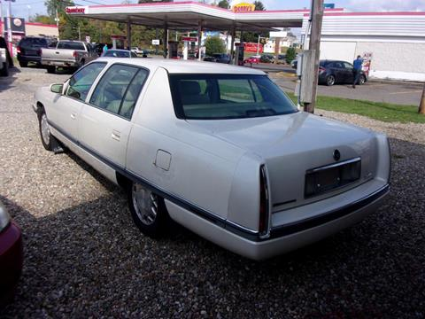 1995 Cadillac Deville >> 1995 Cadillac Deville For Sale In New Philadelphia Oh