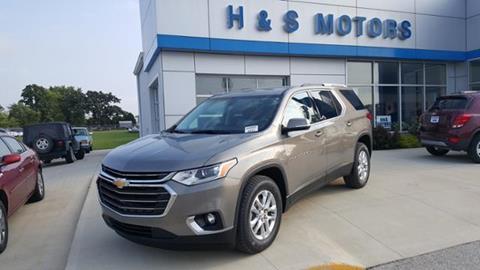 2018 Chevrolet Traverse for sale in Cresco, IA