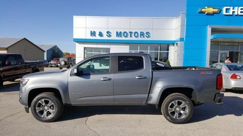 2018 Chevrolet Colorado for sale in Cresco, IA