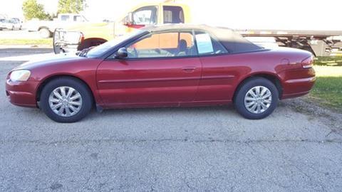 2004 Chrysler Sebring for sale in Cresco, IA