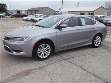 2015 Chrysler 200 for sale in Cresco, IA