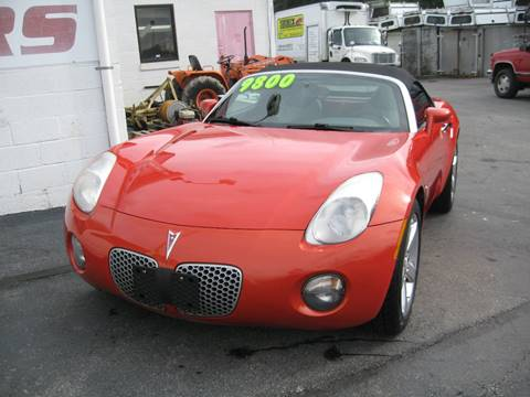 2008 Pontiac Solstice for sale in York, PA