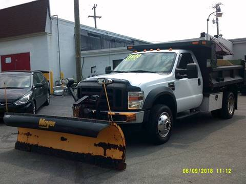 2009 Ford F-450 Super Duty for sale in York, PA