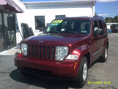 2009 Jeep Liberty for sale in York, PA