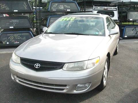 1999 Toyota Camry Solara for sale in York, PA