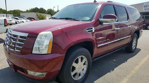 2007 Cadillac Escalade ESV for sale in Little Rock, AR