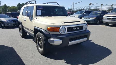 2008 Toyota FJ Cruiser for sale in Little Rock, AR