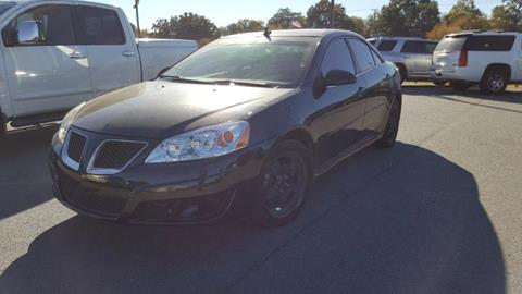 2010 Pontiac G6 for sale in Little Rock, AR
