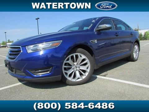 2015 Ford Taurus for sale in Watertown, MA