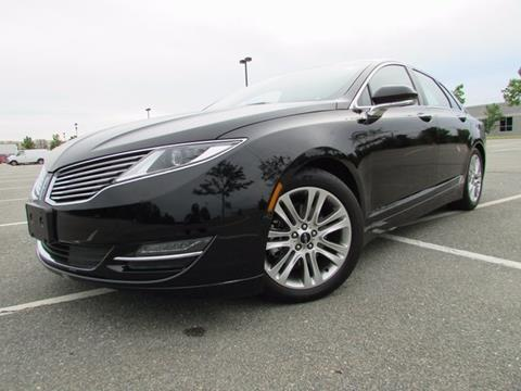 2016 Lincoln MKZ for sale in Watertown, MA