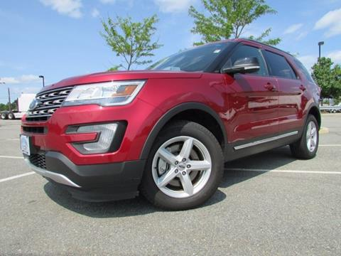 2016 Ford Explorer for sale in Watertown, MA