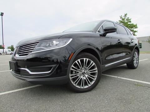 2017 Lincoln MKX for sale in Watertown, MA