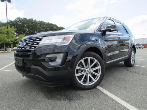 2017 Ford Explorer for sale in Watertown, MA