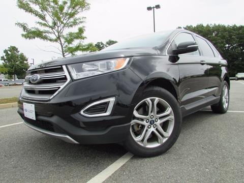 2017 Ford Edge for sale in Watertown, MA