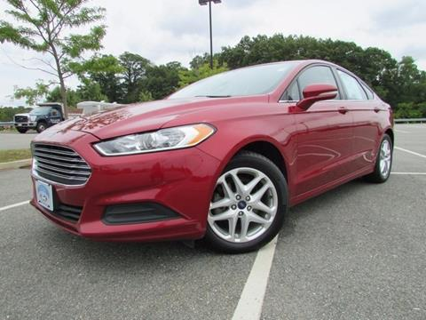 2016 Ford Fusion for sale in Watertown, MA