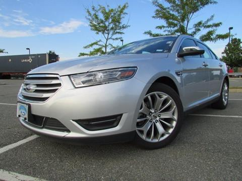 2017 Ford Taurus for sale in Watertown, MA
