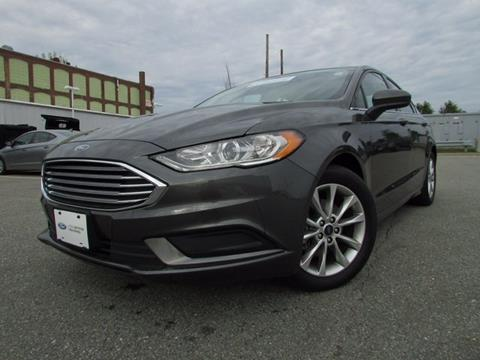 2017 Ford Fusion for sale in Watertown, MA