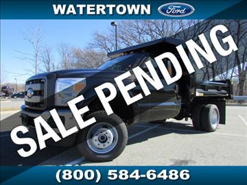 2016 Ford F-350 Super Duty for sale in Watertown, MA