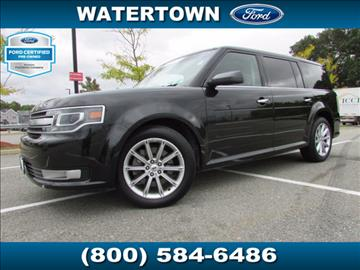 2015 Ford Flex for sale in Watertown, MA