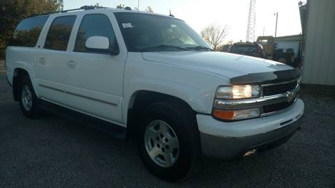 2005 Chevrolet Suburban for sale in Orient, OH