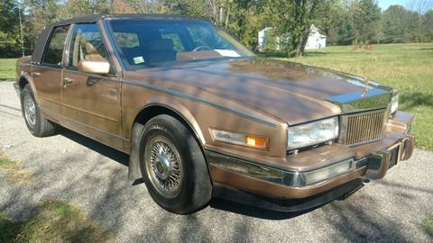 1988 Cadillac Seville for sale in Orient, OH