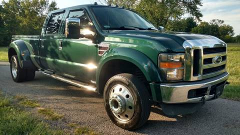 2008 Ford F-450 Super Duty for sale in Orient, OH