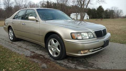 2000 Infiniti Q45 for sale in Orient, OH