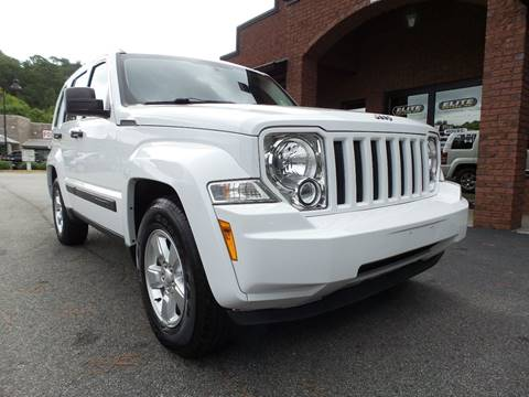 2012 Jeep Liberty for sale in Cartersville, GA