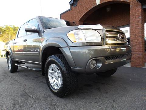 2006 Toyota Tundra for sale in Cartersville, GA