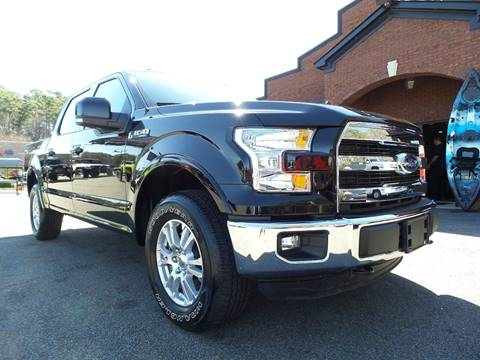 2016 Ford F-150 for sale in Cartersville, GA