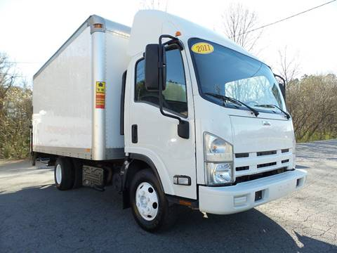 2011 Isuzu NPR for sale in Cartersville, GA