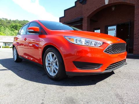 2016 Ford Focus for sale in Cartersville, GA