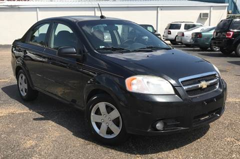2010 Chevrolet Aveo For Sale In Mississippi
