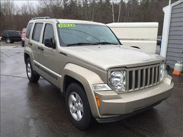 2010 Jeep Liberty for sale in Rye, NH