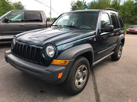 2006 Jeep Liberty for sale in Rye, NH