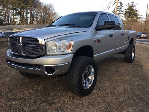 2008 Dodge Ram Pickup 2500 for sale in Rye, NH