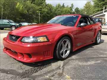 2000 Ford Mustang for sale in Rye, NH