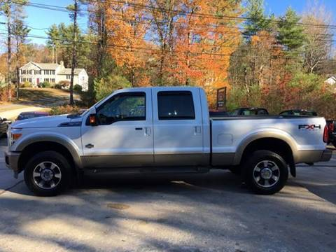 2011 Ford F-350 Super Duty for sale in Rye, NH