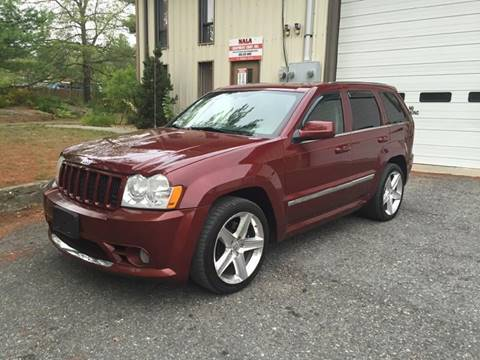 2007 Jeep Grand Cherokee for sale in Rye, NH