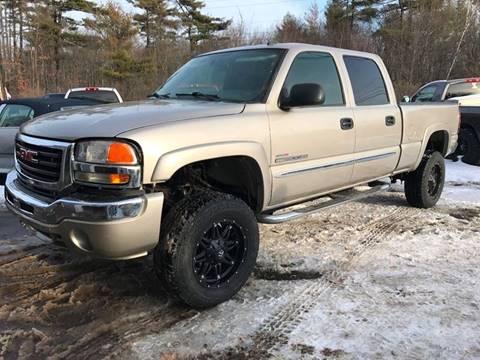 2006 GMC Sierra 2500HD for sale in Rye, NH